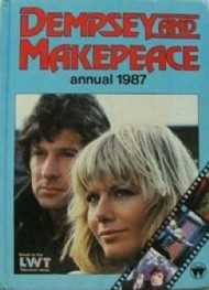 Dempsey and Makepeace Annual  #1987
