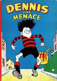 Dennis the Menace Book 1956 - #1956