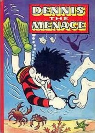 Dennis the Menace Book 1956 - #1960