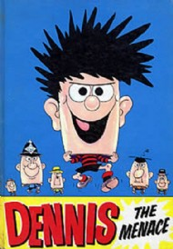 Dennis the Menace Book 1956 - #1962