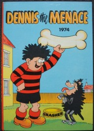 Dennis the Menace Book 1956 - #1974