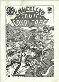 Cancelled Comic Cavalcade 1978 #1