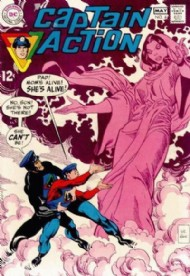 Captain Action 1968 - 1969 #4