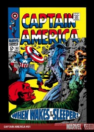 Captain America (1st Series) 1968 - 1996 #101