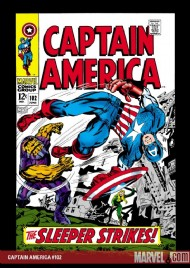 Captain America (1st Series) 1968 - 1996 #102