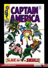 Captain America (1st Series) 1968 - 1996 #104