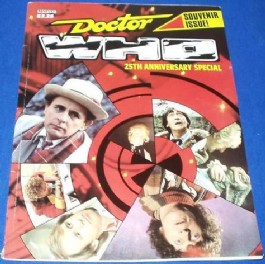 Doctor Who 25th Anniversary Special #1988