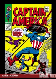 Captain America (1st Series) 1968 - 1996 #105
