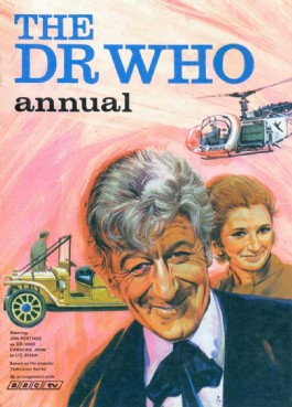 Doctor Who Annual/Yearbook #1971