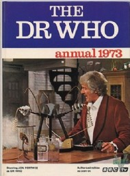 Doctor Who Annual/Yearbook  #1973