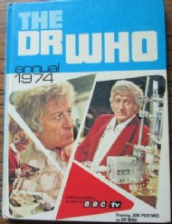 Doctor Who Annual/Yearbook  #1974