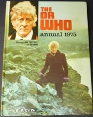Doctor Who Annual/Yearbook  #1975