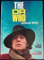 Doctor Who Annual/Yearbook  #1976