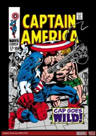 Captain America (1st Series) 1968 - 1996 #106