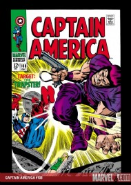 Captain America (1st Series) 1968 - 1996 #108