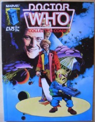 Doctor Who Collected Comics  #1987