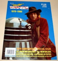 Doctor Who Monthly 10th Anniversary Special  #1989