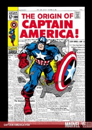 Captain America (1st Series) 1968 - 1996 #109