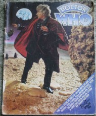 Doctor Who Radio Times 10th Anniversary Special  #1973