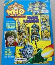 Doctor Who Summer Special  #1980