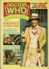 Doctor Who Summer Special  #1982