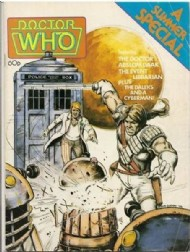 Doctor Who Summer Special  #1983