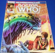 Doctor Who Summer Special  #1985