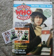 Doctor Who Weekly / Monthly Magazine 1979 - #2