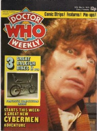 Doctor Who Weekly / Monthly Magazine 1979 - #5