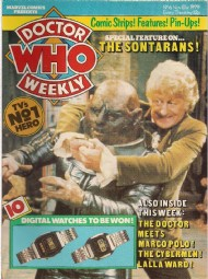 Doctor Who Weekly / Monthly Magazine 1979 - #6