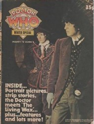 Doctor Who Winter Special  #1977