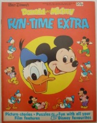 Donald and Mickey Fun Time Extra  #1975
