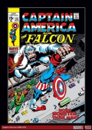Captain America (1st Series) 1968 - 1996 #135