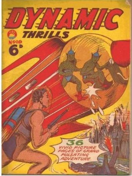 Dynamic Thrills #10
