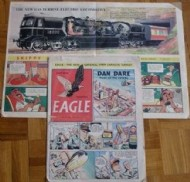 Eagle (1st Series) Volume 1 1950 - 1969 #1