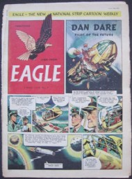 Eagle (1st Series) Volume 1 1950 - 1969 #4