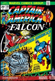 Captain America (1st Series) 1968 - 1996 #179