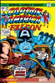 Captain America (1st Series) 1968 - 1996 #180
