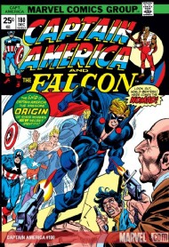 Captain America (1st Series) 1968 - 1996 #181