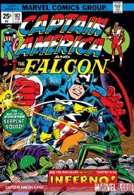 Captain America (1st Series) 1968 - 1996 #183