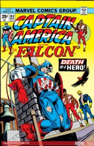 Captain America (1st Series) 1968 - 1996 #184