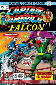 Captain America (1st Series) 1968 - 1996 #185