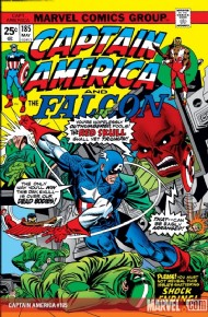 Captain America (1st Series) 1968 - 1996 #186