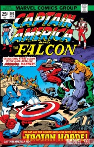 Captain America (1st Series) 1968 - 1996 #194