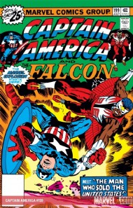 Captain America (1st Series) 1968 - 1996 #199
