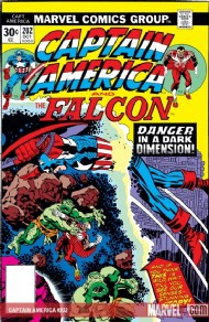 Captain America (1st Series) 1968 - 1996 #202