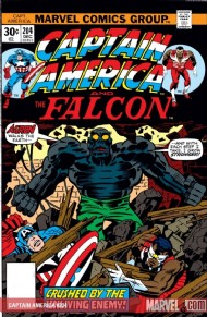 Captain America (1st Series) 1968 - 1996 #204