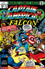 Captain America (1st Series) 1968 - 1996 #217
