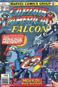 Captain America (1st Series) 1968 - 1996 #221