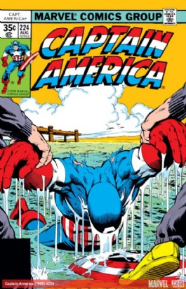 Captain America (1st Series) #224